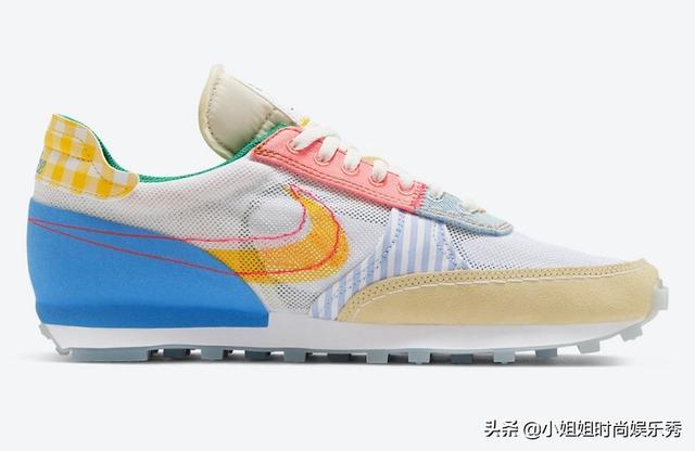 抨击少女心:Nike 人气波鞋推新版,后跟配色就已惹人心动!