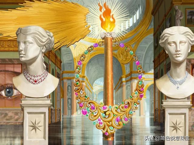 新品鉴赏 | 2020珠宝流行文艺复古风?看宝格丽7月演绎,美炸了