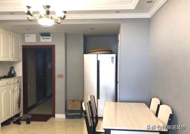 晒晒住了2年的幸福小窝,80㎡两室两厅简约风格装修,温馨接地气