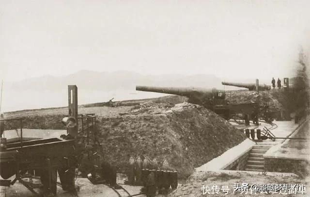被日军攻占的清代海防炮台,国人的心痛!