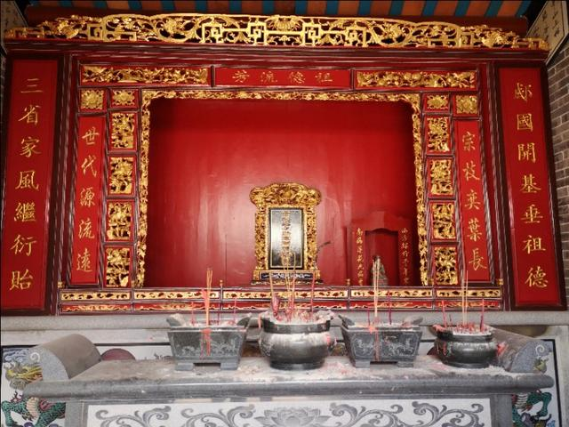 惠阳淡水曾氏宗祠 风水殊胜 丁财两旺彰显宗祠文化建设的魅力