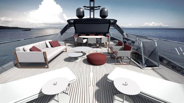 英国公主游艇出售第九艘X95游艇