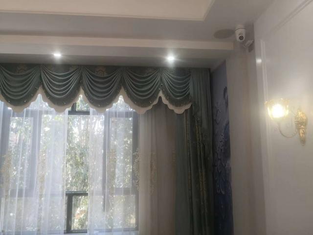 新疆喀什市团结路智能家居安装完毕