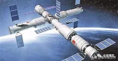 为什么外国不再建个空间站!
