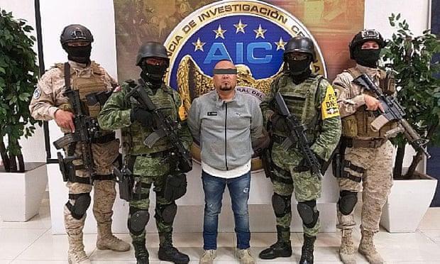 趁毒枭内斗,墨西哥抓获黑帮头目,总统不再认怂:我不会保护罪犯