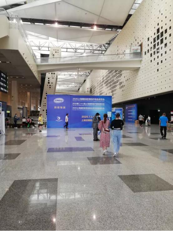美国EVO8ps 盛装亮相2020上海国际医用消毒及感控设备展