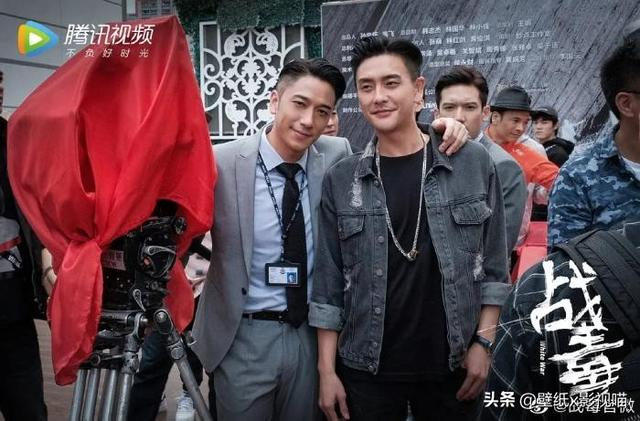 TVB港剧警匪《战毒》将播出,三位男神加入,黄宗泽上演无间道