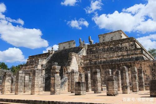 玛雅文明崩溃探秘,一直是众说纷纭