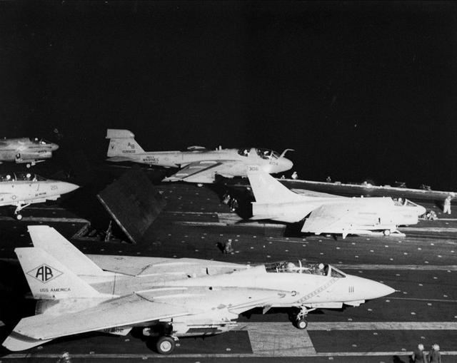 第一场打醒世界的战争,不是海湾战争,而是这场18分钟的空战