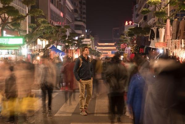 宜宾:指尖上的中国小生意人