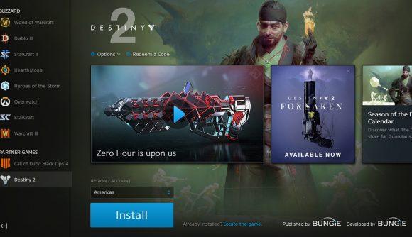 战网更新之后,把动视的名字从《命运2》里移掉了 Bungie 游戏资讯 第2张