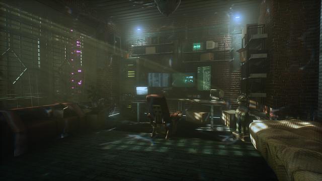 科幻恐怖游戏《候鸟》公布 赛博朋克和克苏鲁合体 PlayStation 游戏资讯 第1张
