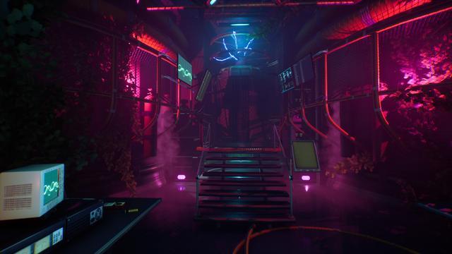 科幻恐怖游戏《候鸟》公布 赛博朋克和克苏鲁合体 PlayStation 游戏资讯 第4张