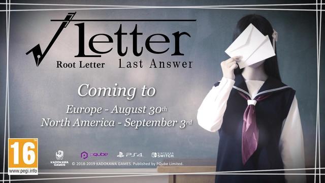 《方根书简:最后的答案》将于8月30日在欧洲登陆PS4/Switch版  游戏资讯 第9张