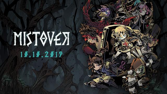 蓝洞工作室新作《漩涡迷雾(MISTOVER)》10月10日发售 PlayStation 游戏资讯 第1张