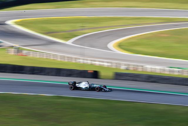 微信群赛车——F1巴西大奖赛排位赛赛况