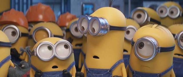 当小黄人戴上牙套……《小黄人大眼萌2》预告片来啦