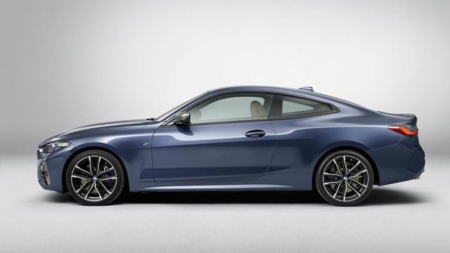 向经典致敬 宝马全新一代4系Coupe正式发布