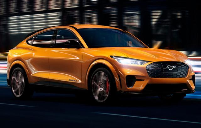 福特新SUV,增两款专属车漆,造型惊艳,3.5秒破百