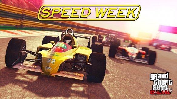 《GTA》在线模式速度活动周:双倍奖励尽在开轮式竞速