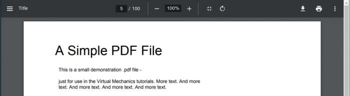 谷歌改进Google Chrome浏览器中的PDF浏览器 带来全新UI
