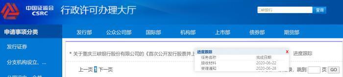 重庆三峡银行IPO获证监会受理,信托系银行上市前景几何