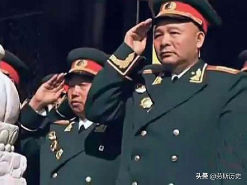 1959年国庆大阅兵珍贵老照片 林彪首次任阅兵首长