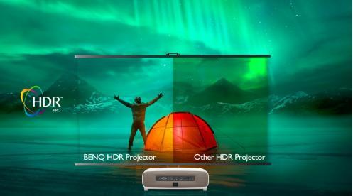小空间的广色域影院 4K投影机热荐明基W2700-视听圈