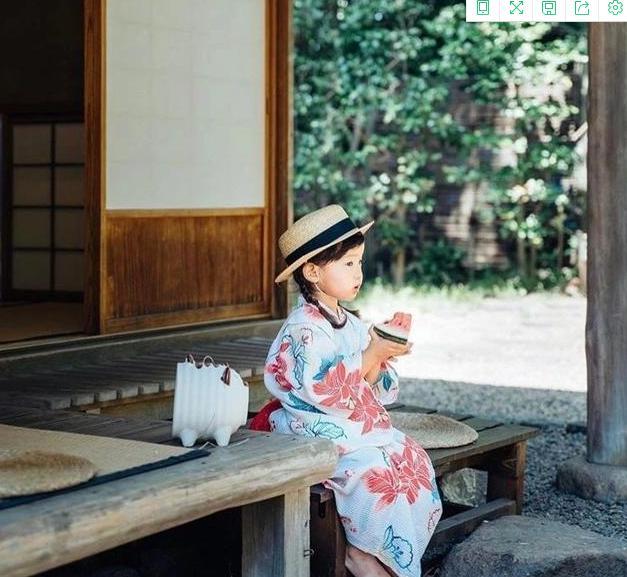 """日本一妈妈给孩子拍摄的照片,凭什么走红了""""朋友圈""""?"""
