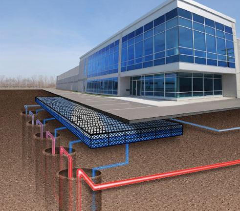 什么是地源熱泵技術
