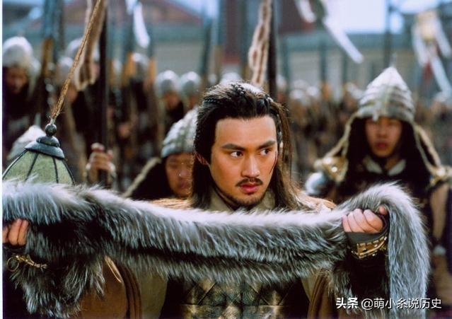 中国古代的五位用斧头的战神,如果他学全了天罡三十六斧天下无敌