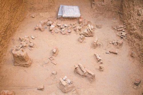 陕西发现规模最大、保存最完整隋代墓园兆域