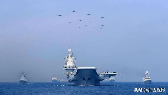 国产航母等新式舰艇不断服役,中国海军实力堪称西太平洋第