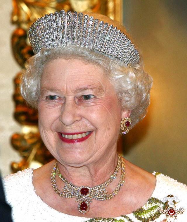 英国女王涂口红有讲究,演讲专挑增长气势的颜色,鲜艳橙色是最爱