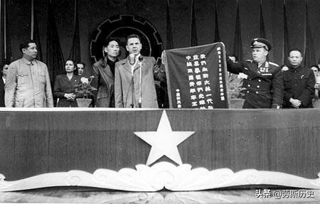 毛岸英未公开老照片:半年后他牺牲在朝鲜战场