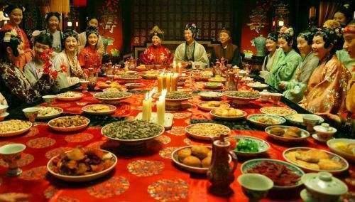 《红楼梦》陈设:不敢想象清代贵族生活多奢靡,多讲究