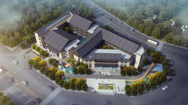 """昆明草海配套""""赶进度"""":草海中医馆7月15日开建,明年建成"""