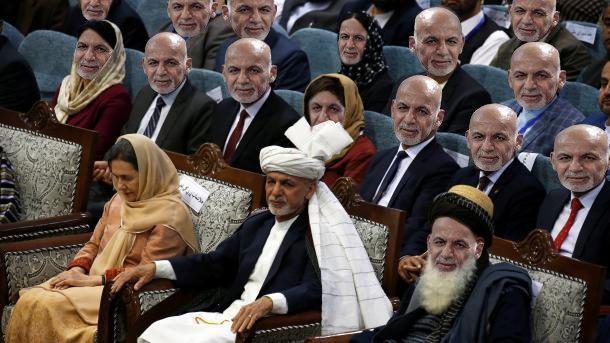 是否释放有争议的塔利班囚犯?阿富汗将举行大支尔格会议