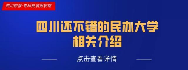 四川不足3成专科院校拥有这个重要头衔,代表了同类院校佼佼者