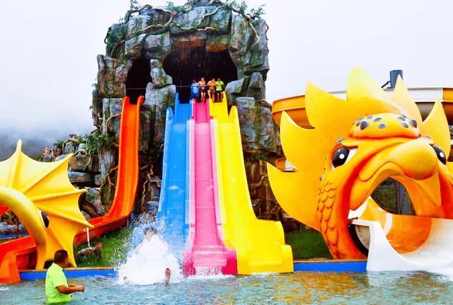西九华山景区对信阳市民半价!并有多项优惠政策,这个夏天燥起来
