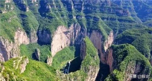 """山西最""""神秘""""的一个村寨,在井下繁衍生息几千年,却未被人发觉"""