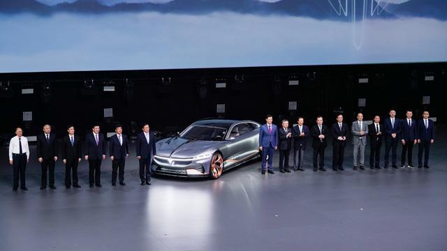 岚图汽车品牌战略正式发布 VOYAH i-Land概念车全球首发
