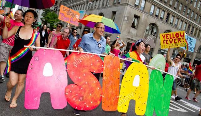独家   加拿大亚裔同性恋群体生存实录