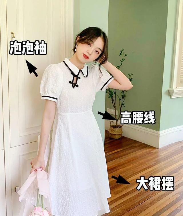 """今年""""新国风""""火了!优雅古典的旗袍,也能时尚又好看"""