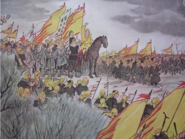 韩林儿活了多少岁,朱元璋自起义伊始,便一直奉为正朔的小明王韩林儿,最后结局如何