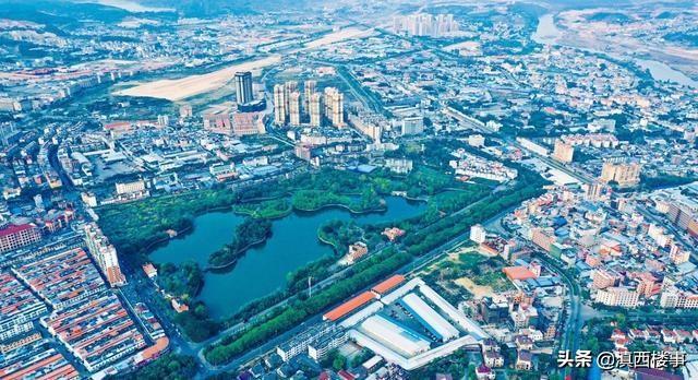 云南,德宏州瑞丽市实景