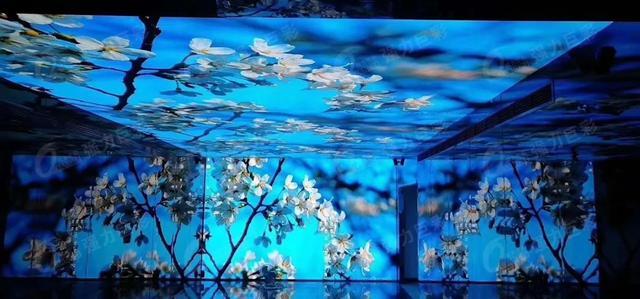 颠覆你的想象 LED沉浸式大显示如此炫酷