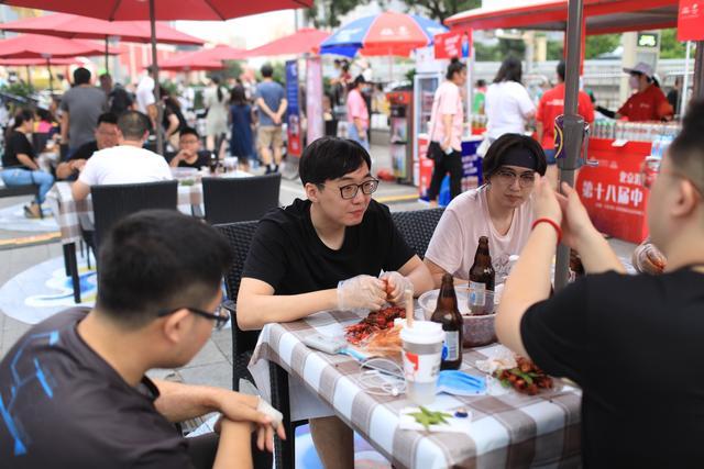 """中关村国际美食节今晚开幕,美食美酒嘉年华""""打头阵"""""""
