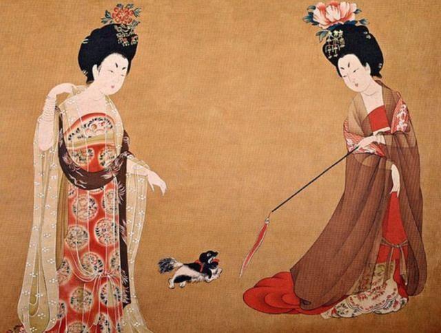 大唐盛世,中国有史以来最开发的一个时代