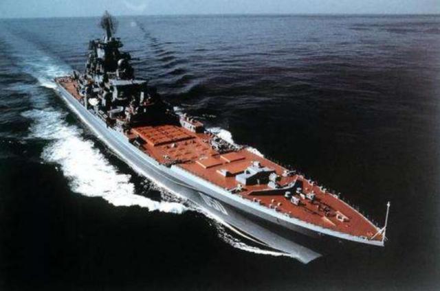 万吨巡洋舰满血复活,6分钟击沉千里以外航母,美军遇上对手了